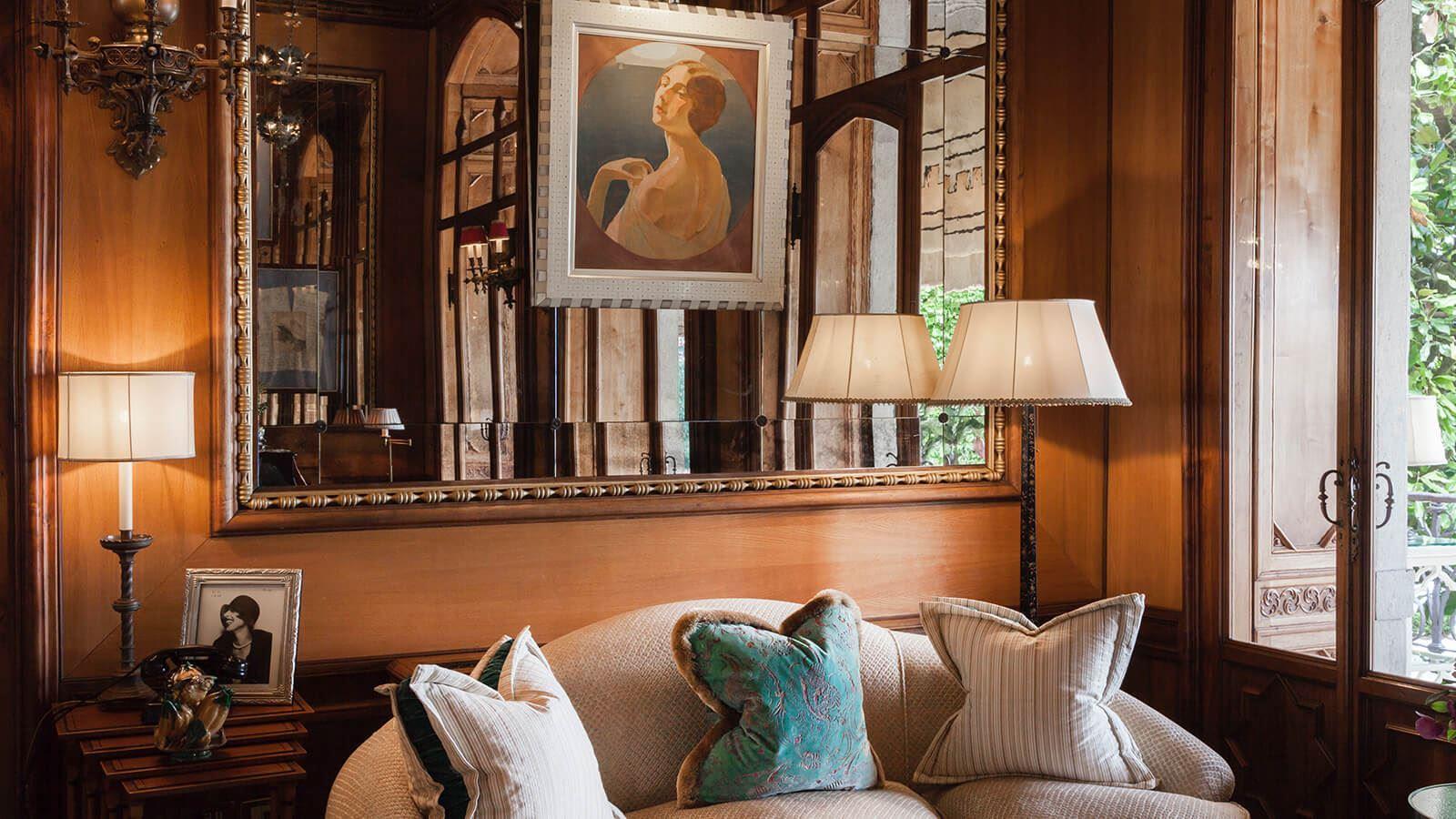 Grand Hotel a Villa Feltrinelli - the stupendous craftsmanship