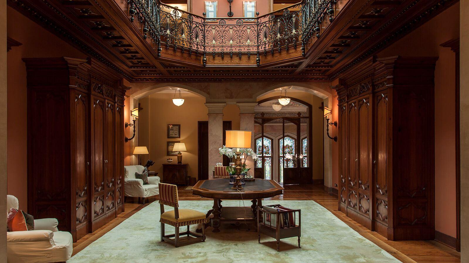 Grand Hotel a Villa Feltrinelli - Hall