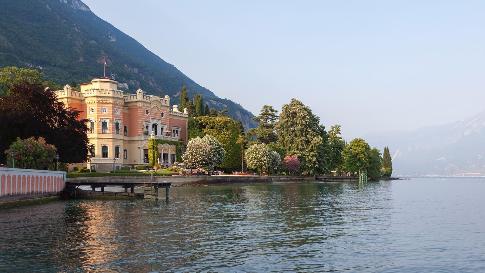 Grand Hotel a Villa Feltrinelli - The stillness of the lake of Garda